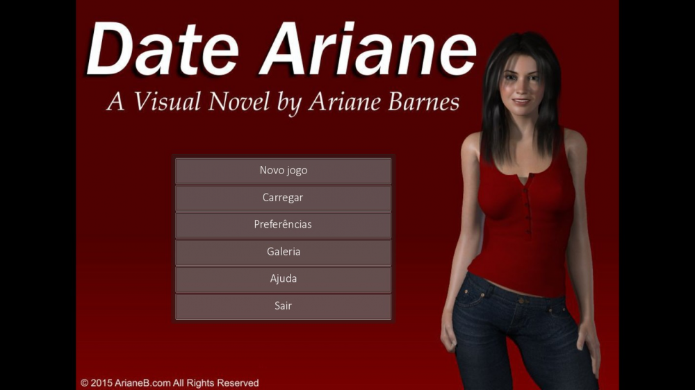 Ariane date with Dating Ariane